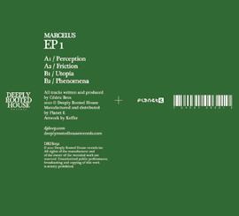 """Marcelus/EP1 12"""""""