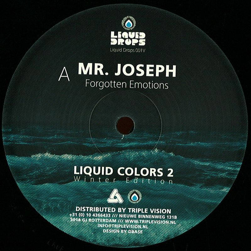 Mr. Joseph/FORGOTTEN EMOTIONS 12""