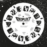 Ekoplekz/INTRUSIVE INCIDENTALZ VOL 2 LP