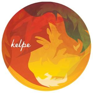 "Kelpe/FOURTH: THE GOLDEN EAGLE RMX 12"""
