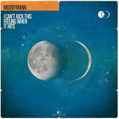 Moodymann/I CAN'T KICK THIS FEELING 12""