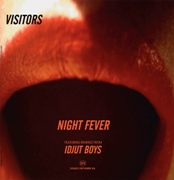 Visitors/NIGHT FEVER IDJUT BOYS RMX 12""