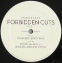 Various/DISCOTEXAS FORBIDDEN CUTS V1 12""