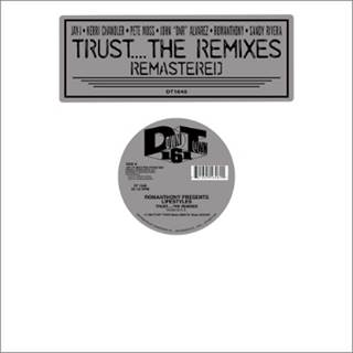 Romanthony/TRUST REMIXES LIMITED D12""