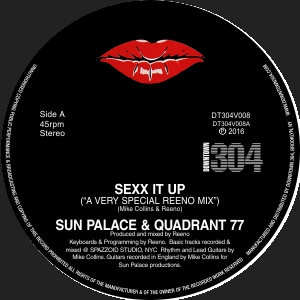Sun Palace & Quadrant 77/SEXX IT UP 12""