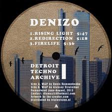 Denizo/DETROIT TECHNO ARCHIVE 1 12""