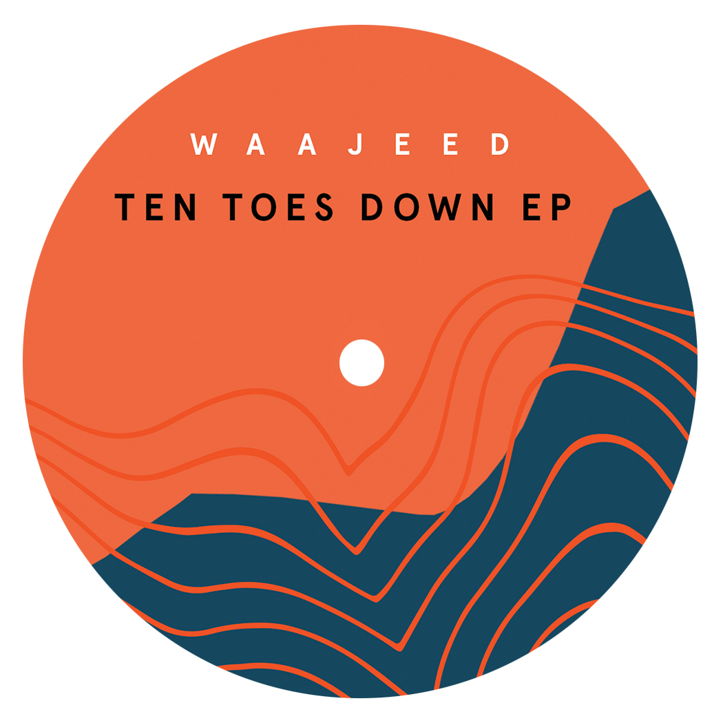 Waajeed/TEN TOES DOWN EP 12""