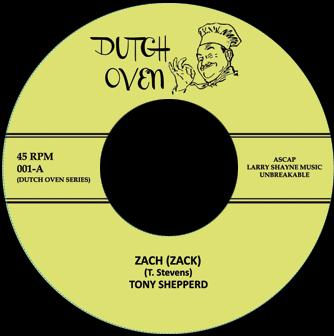 Dutch Oven/SPLIT SINGLE VOL. 1 7""