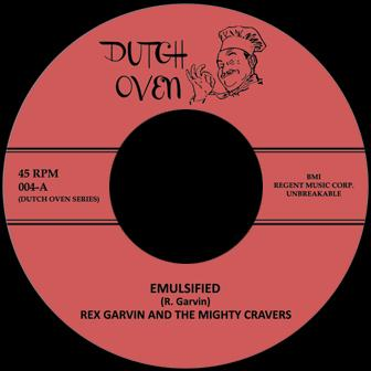 Dutch Oven/SPLIT SINGLE VOL. 4 7""