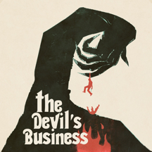 Justin Greaves/DEVIL'S BUSINESS OST LP