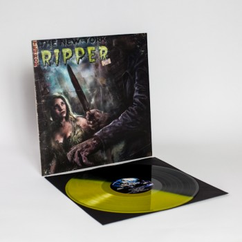 Francesco De Masi/NEW YORK RIPPER OST LP