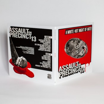 John Carpenter/ASSAULT ON PRECINCT 13 LP