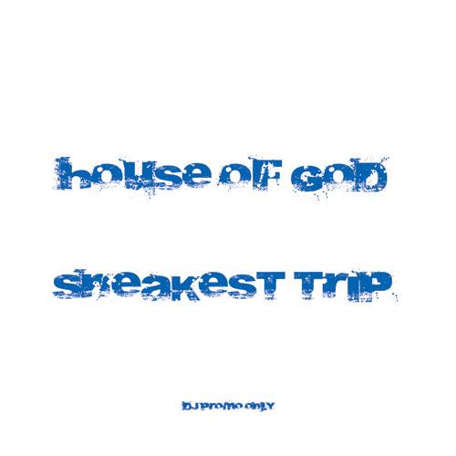 """Jungle Brothers/HOUSE YA! (DZ EDIT) 12"""""""