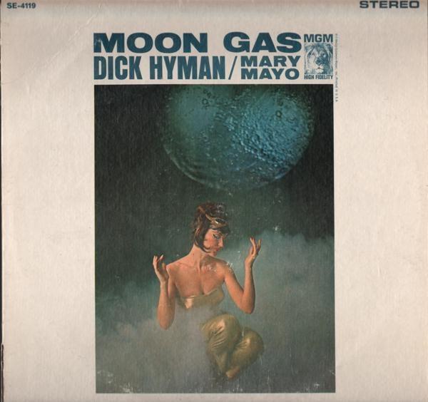 Dick Hyman & Mary Mayo/MOON GAS(180g) LP