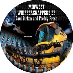 """P. Birken & F. Fresh/MIDWEST... EP 12"""""""