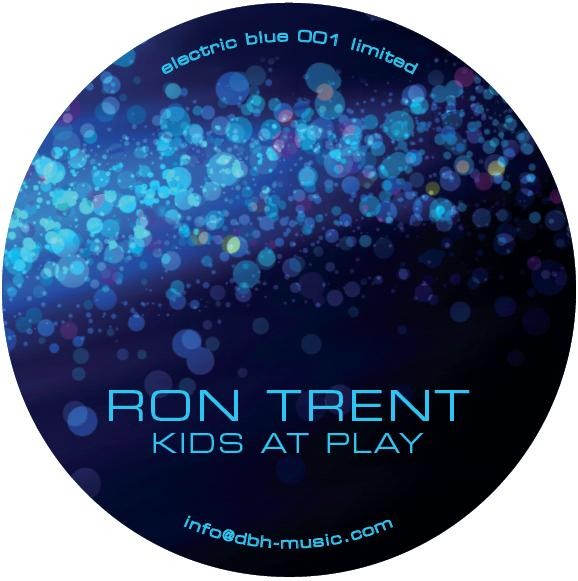 Ron Trent/KIDS AT PLAY (1-SIDED) 12""