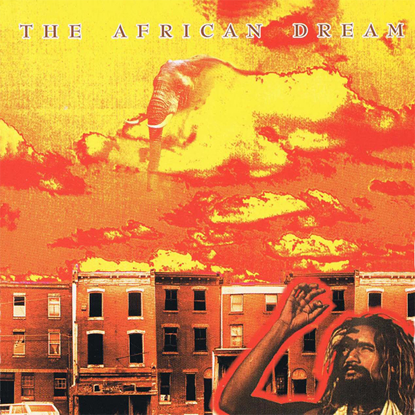 African Dream/THE AFRICAN DREAM (CV) DLP