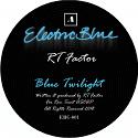 "RT Factor/BLUE TWILIGHT 12"""