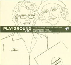 Various/PLAYGROUND VOL. 4 CD