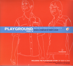 Various/PLAYGROUND VOL. 5 CD