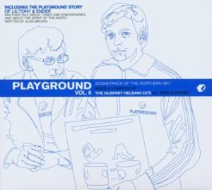 Various/PLAYGROUND VOL. 6 CD