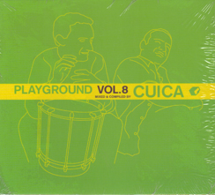 Various/PLAYGROUND VOL. 8 CD
