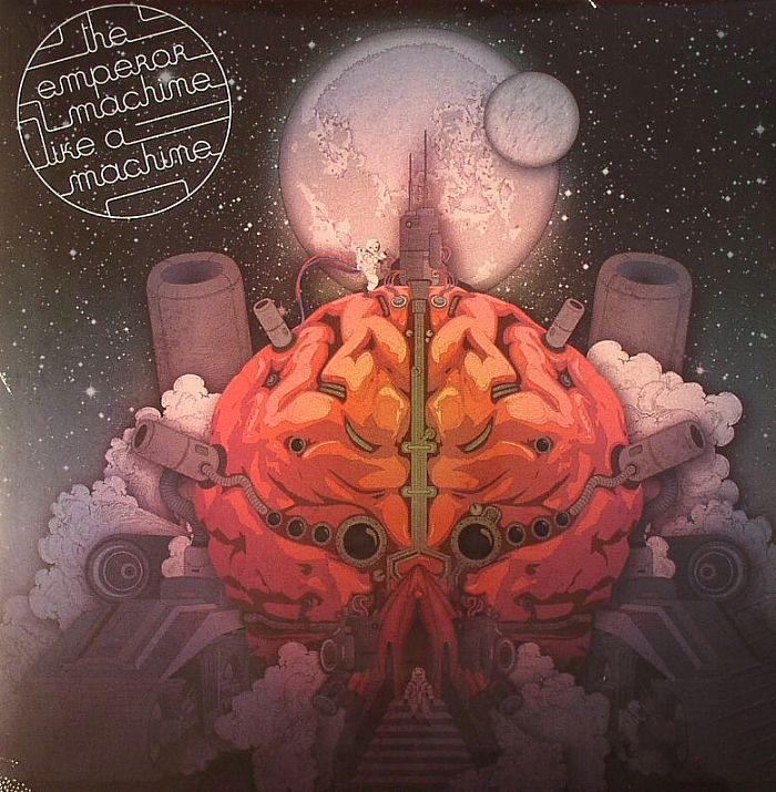Emperor Machine/LIKE A MACHINE DLP + CD