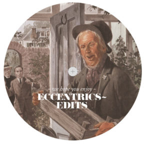 Eccentrics Edits/VOL. 2 12""