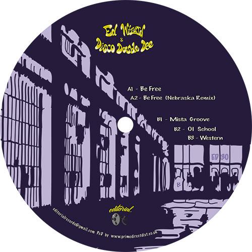 """Ed Wizard & D.D.D./LOFT PARTY EP 12"""""""