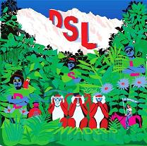 DJ Dsl/INVADERS 12""