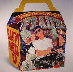 Feadz/HAPPY MEAL EP 12""