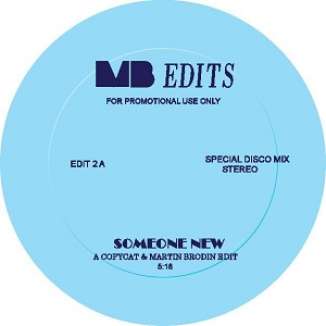 Eskobar/SOMEONE NEW (COPYCAT EDIT) 12""