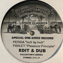 Edit & Dub/#11 DISCO PLEASURE 12""