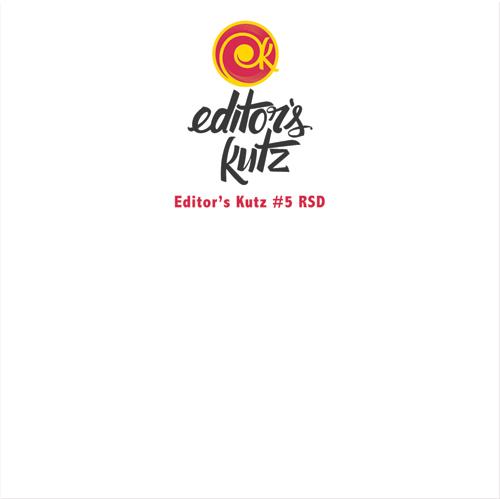 """Editors Kutz/VOL. 5 EP (RSD) D12"""""""
