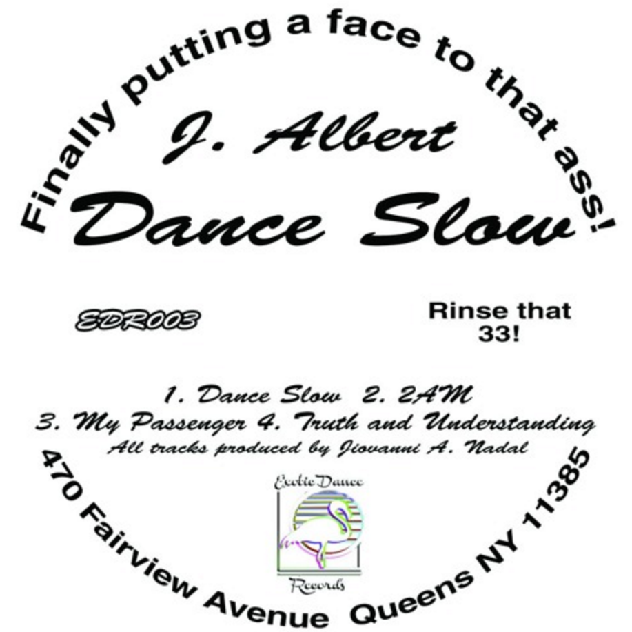 J. Albert/DANCE SLOW 12""