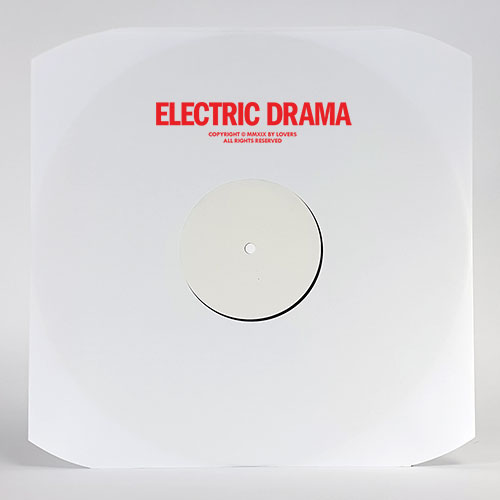 Lovers/ELECTRIC DRAMA 12""