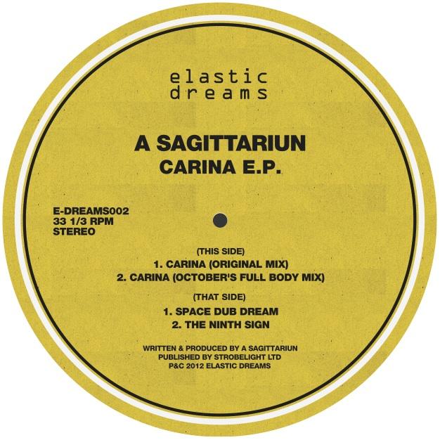 """A Sagitarriun/CARINA EP 12"""""""