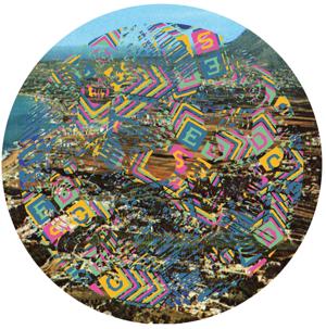 """Joe Morris/COLOURS EP 12"""""""