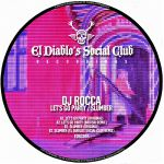DJ Rocca/LET'S GO PARTY 12""