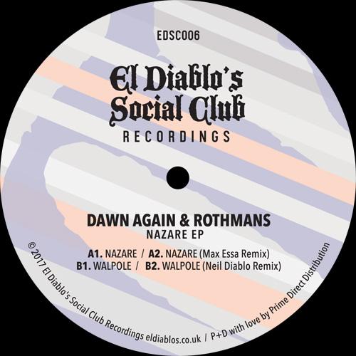"""Dawn Again & Rothmans/NAZARE EP 12"""""""
