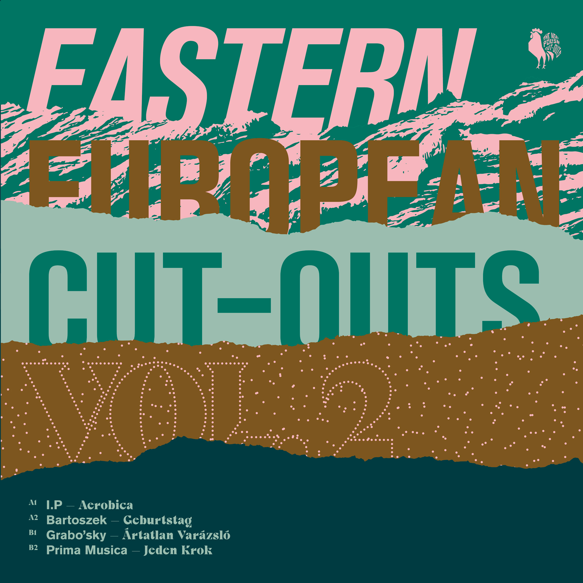 Various/EASTERN EUROPEAN CUT-OUTS V2 12""