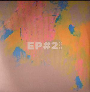 """Jamie Paton/EP #2 12"""""""