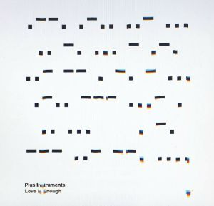 Plus Instruments/LOVE IS ENOUGH 12""