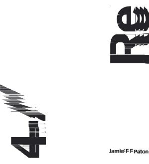 Jamie Paton/REMIXES 12""