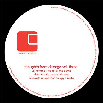Various/THOUGHTS FROM CHICAGO VOL 3 7""