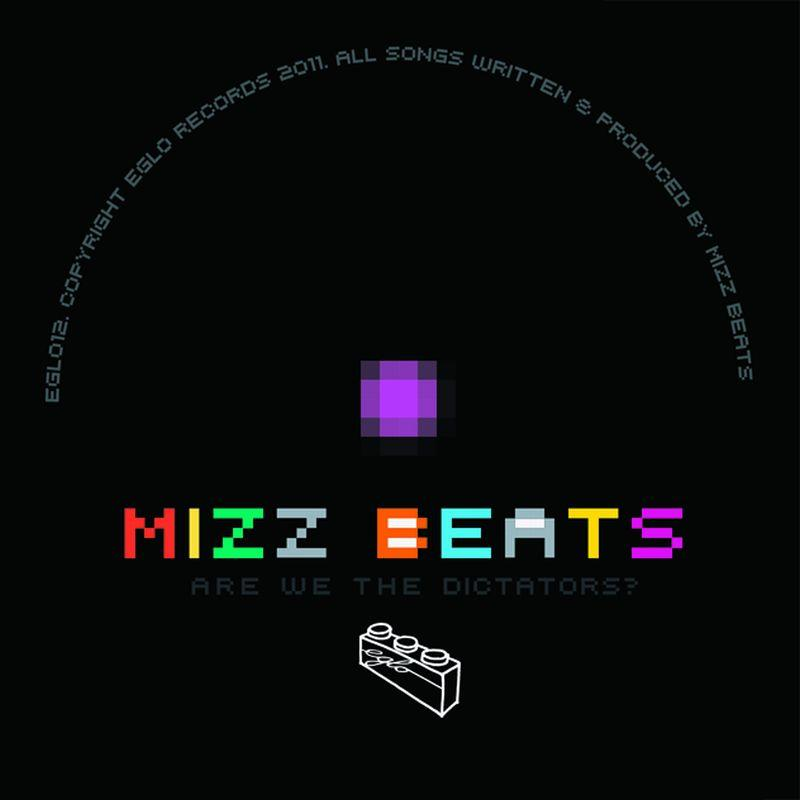 Mizz Beats/ARE WE THE DICTATORS EP 12""