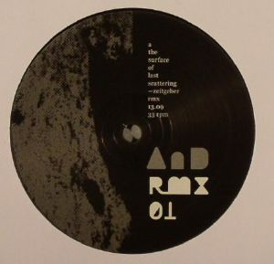 AnD/AND RMX01 12""