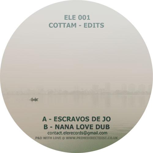 "Cottam/ESCRAVOS DE JO 12"""