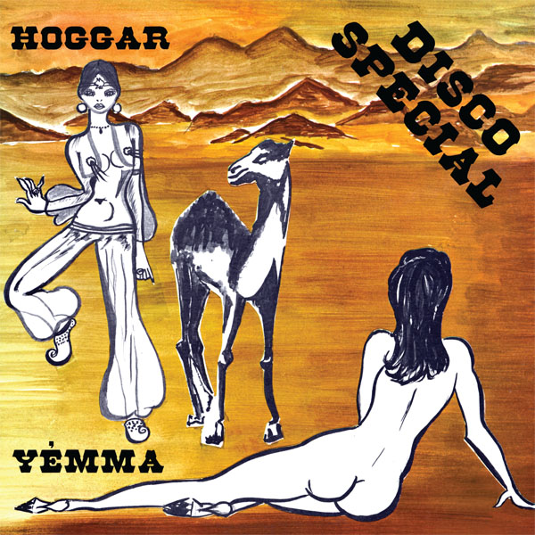 """Hoggar/YEMMA - EL FEN  12"""""""