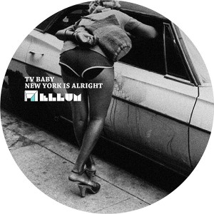 TV Baby/NY IS ALRIGHT REMIX (ELLUM) 12""